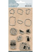 Stamp clear Card Deco Essentials