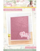 Embossing folder Crafter's Companion